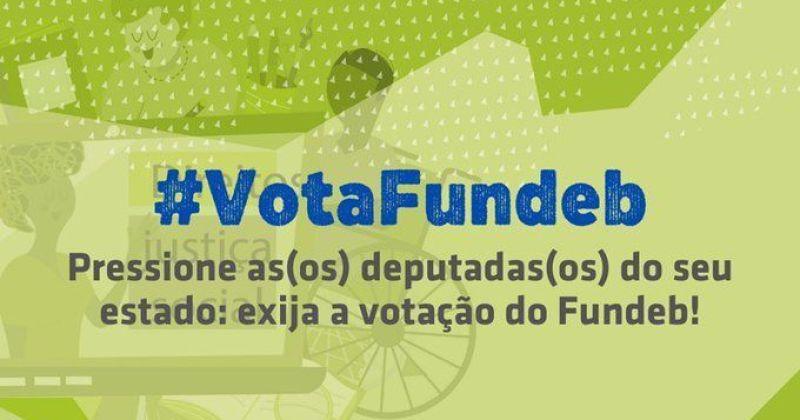 Campanha pelo novo Fundeb bomba nas redes e Maia promete votar PEC ...